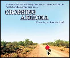 "Image for event - Miller Center Film Series:  ""Crossing Arizona"""