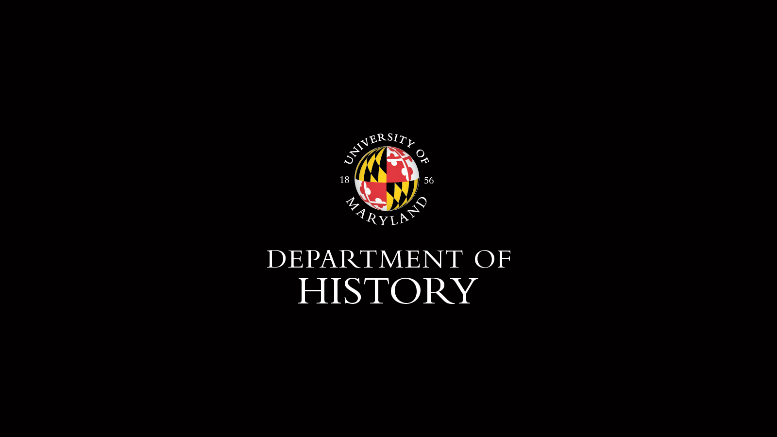 Department of History media logo